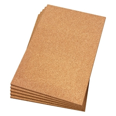 QEP 1/2in. Natural Cork Underlayment Sheets