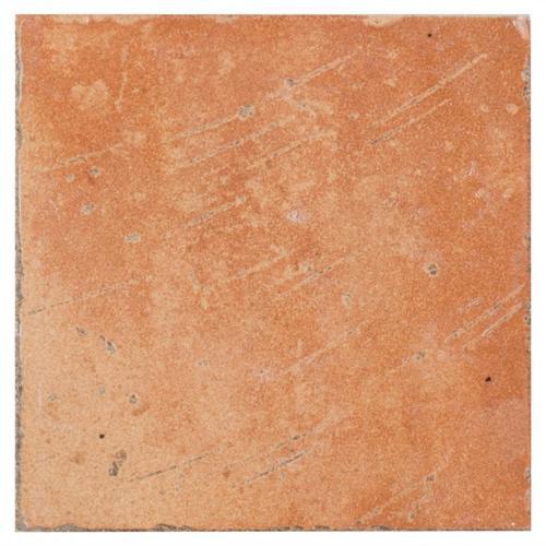 Quintana Spada Red Porcelain Tile 6 X 6 100066307 Floor And Decor