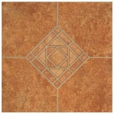 Kabah Rojo Ceramic Tile
