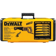 Dewalt 10 amp Reciprocating Saw Kit
