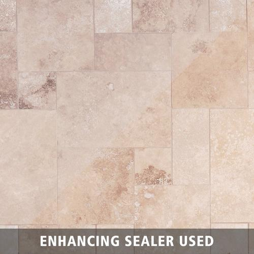 Amalfi Light Beige Travertine Tile - 6in. x 12in. - 100067537 | Floor and  Decor
