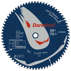 Daredevil 72-Tooth Table and Miter Saw Blade