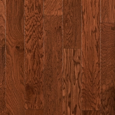 Warm Copper Oak Smooth Engineered Hardwood