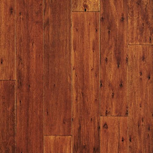 Golden Caramel Eucalyptus Hand Scraped Engineered Hardwood 38in