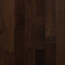 Cocoa Brown Maple Hand Scraped Locking Engineered Hardwood