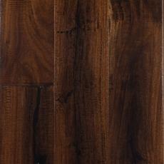 Tobacco Loft Acacia Hand Scraped Engineered Hardwood