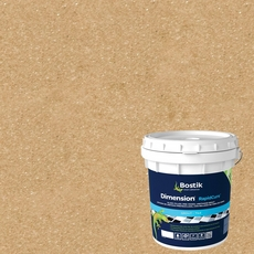 Bostik Dimension Amber Pre-Mixed Glass-Filled Grout