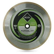 Rubi Porcelain Wet/Dry Diamond Blade