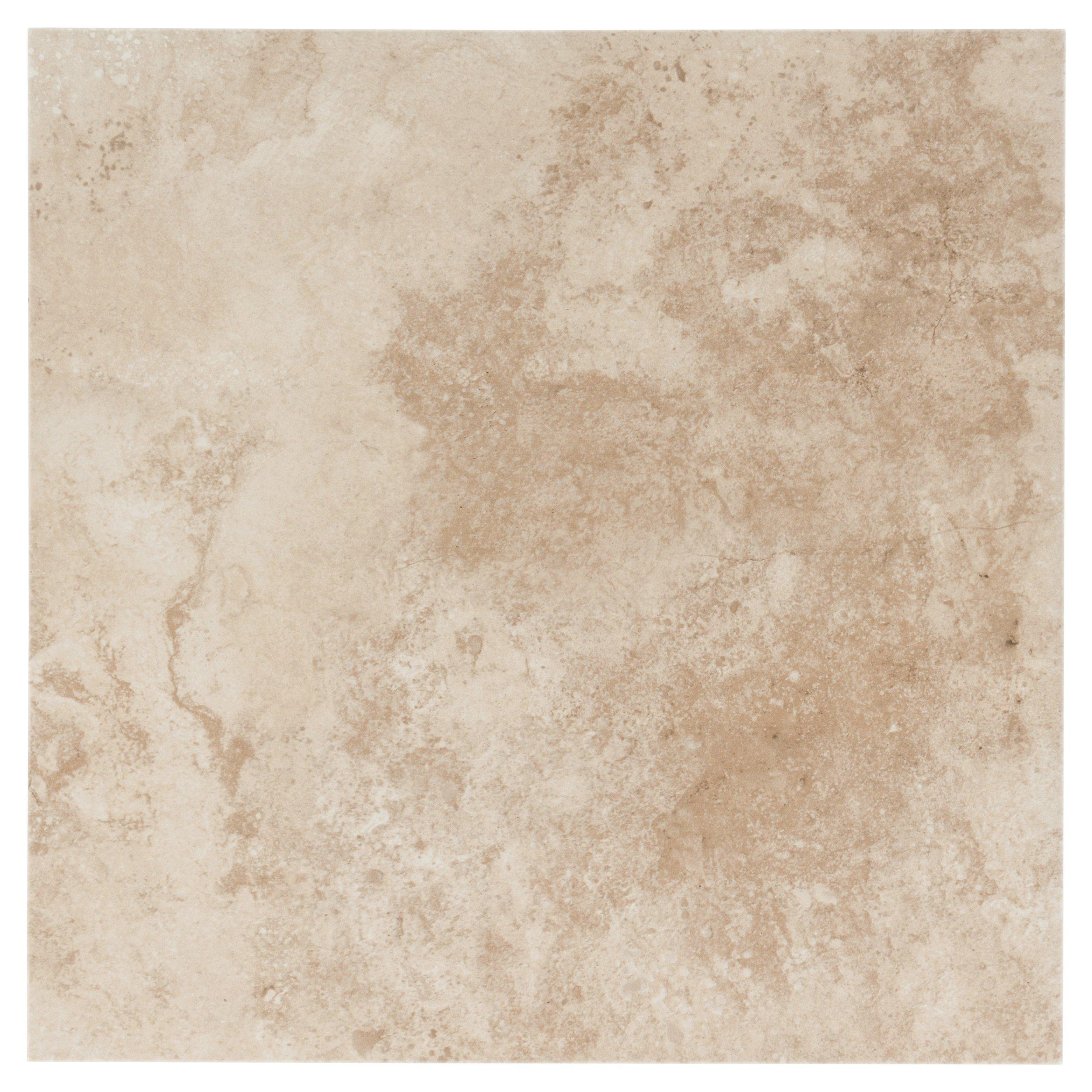 petros ocre porcelain tile 16in x 16in floor and decor