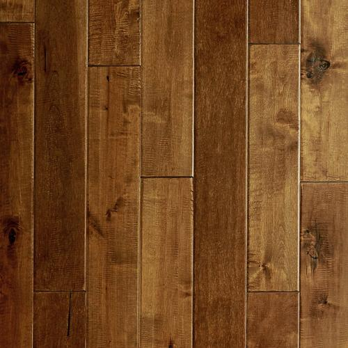 Wheat Birch Hand Scraped Solid Hardwood 3 4in X 4 3 4in 100083922 Floor And Decor