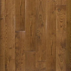 Timberclick Buckskin Oak Smooth Solid Hardwood