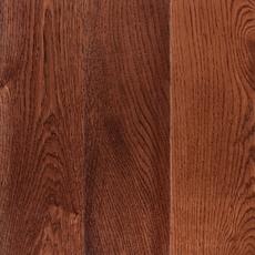 Timberclick Cognac Oak Locking Solid Hardwood