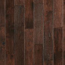 Barrel Oak Hand Scraped Solid Hardwood