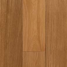 Natural Oak Solid Hardwood