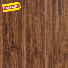 Clearance! Mocha Oak Laminate