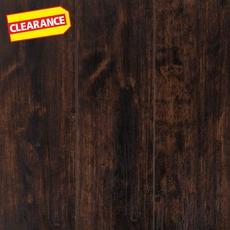 Clearance! AquaGuard Antique Cherry Water Resistant Laminate