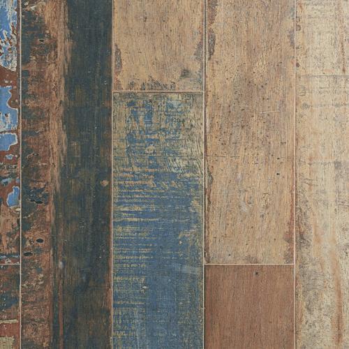 Luck Brown Wood Plank Porcelain Tile 8 X 45 100085547 Floor