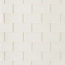 Pure Ivory Glass Tile