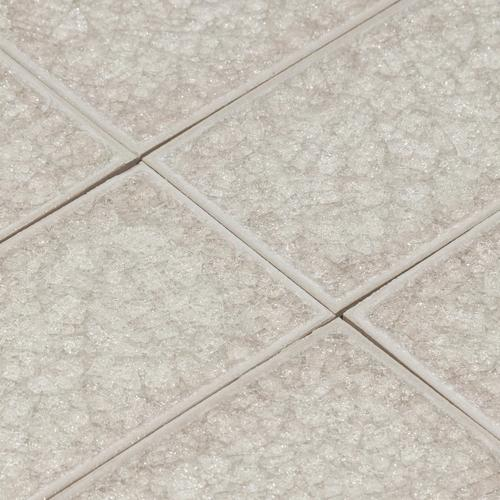 Taupe Crackle Glass Tile 3 X 9 100086339 Floor And Decor