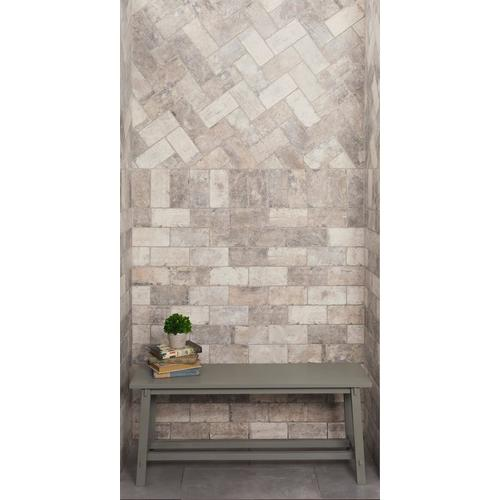 New York Soho Brick Look Porcelain Tile 4 X 8 100086917 Floor