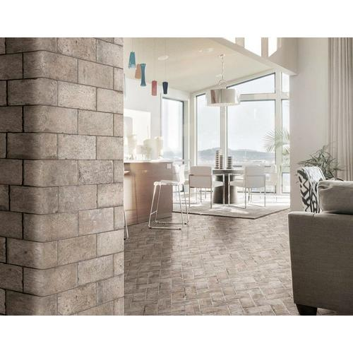 New York Soho Brick Look Porcelain Tile 4 X 8 100086917 Floor