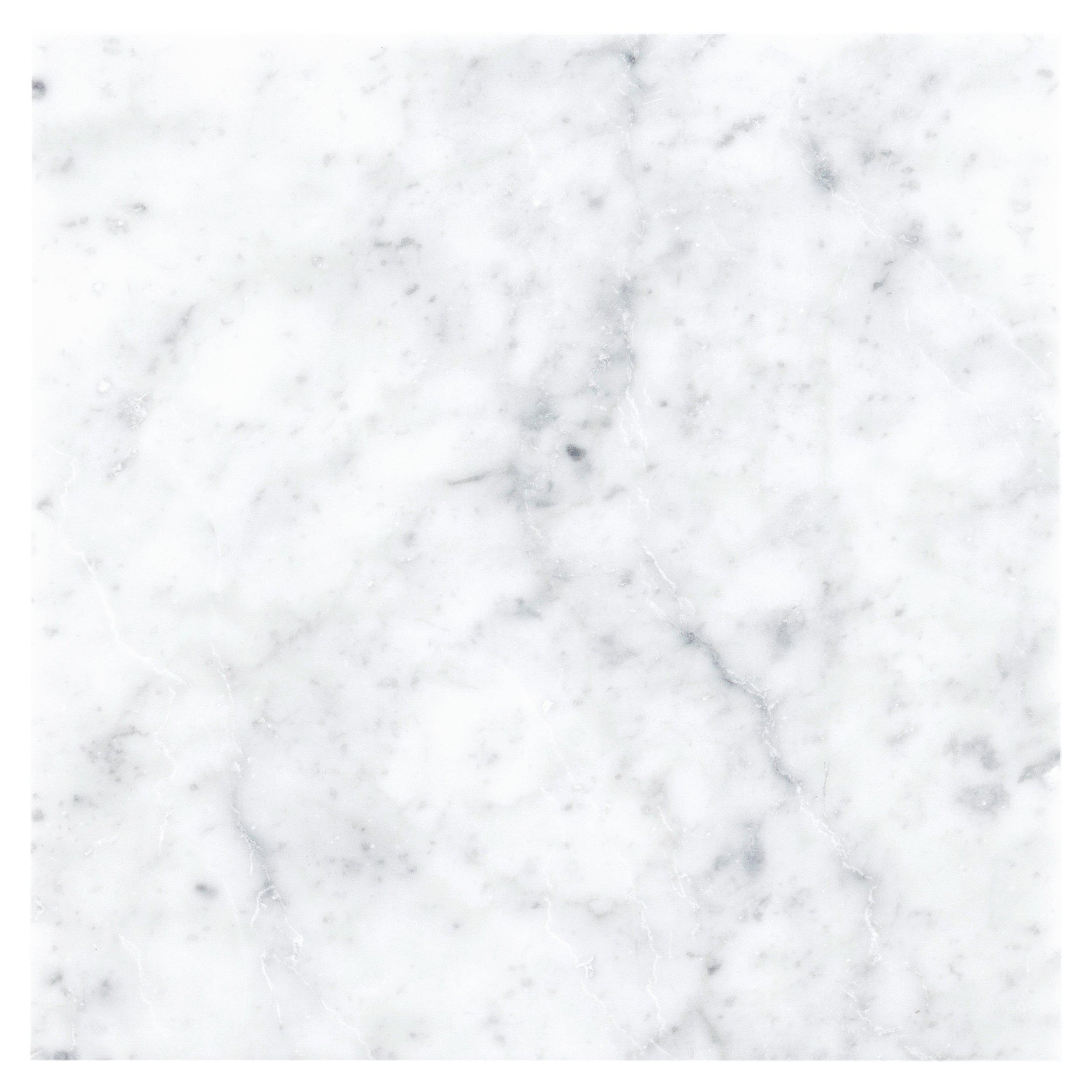 bianco carrara marble tile 12in x 12in floor and decor