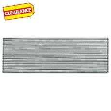 Clearance! Dream Satin Titanium Glass Tile