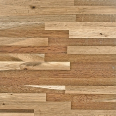 Fumed Oak Butcher Block Countertop 8ft.