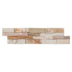Strata Splitface Quartzite Panel Ledger