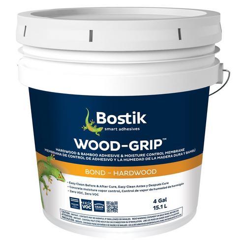 Bostik Wood Grip Advanced Tri Linking Adhesive 4gal 100092865