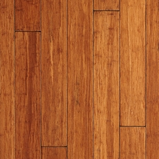 EcoForest Patina Hand Scraped Solid Stranded Bamboo