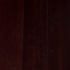 EcoForest Dark Cherry Locking Solid Stranded Bamboo
