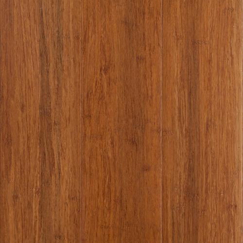 Spanish Tiger Locking Solid Stranded Bamboo 12in X 5in