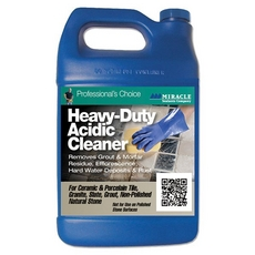 Miracle Heavy-Duty Acidic Cleaner