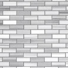 Skyfall Brick Marble Mosaic