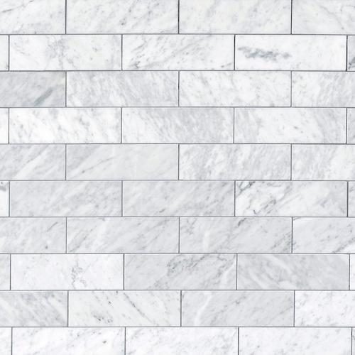 Bianco Carrara Honed Marble Tile   3in  x 9in    100105105   Floor and Decor. Bianco Carrara Honed Marble Tile   3in  x 9in    100105105   Floor