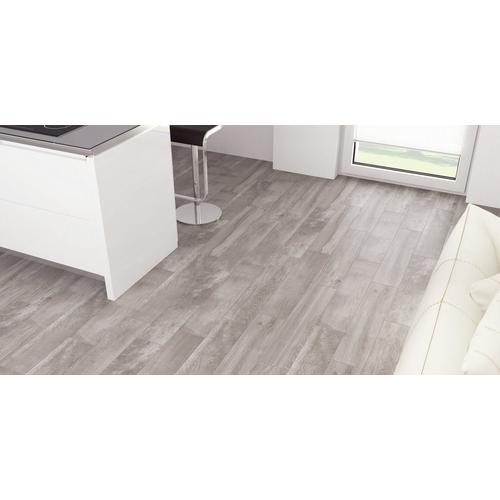 ... Lumber Gray Wood Plank Porcelain Tile. Click to zoom - Lumber Gray Wood Plank Porcelain Tile - 6in. X 24in. - 100105873