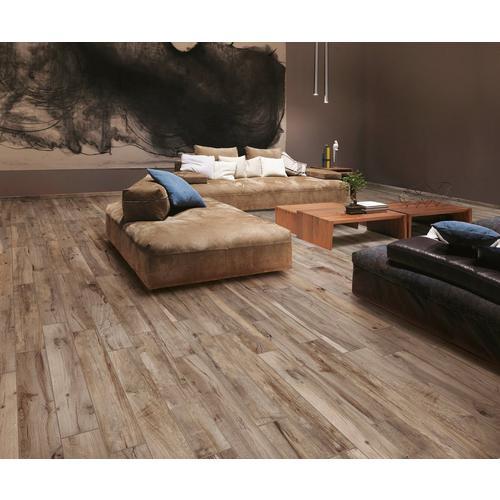 ... Wood Plank Porcelain Tile. Click to zoom - Soft Ash Wood Plank Porcelain Tile - 6in. X 40in. - 100105923