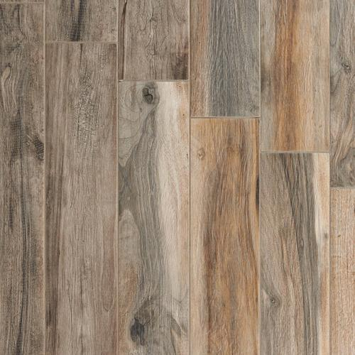 Soft Ash Wood Plank Porcelain Tile 6 X 40 100105923 Floor And