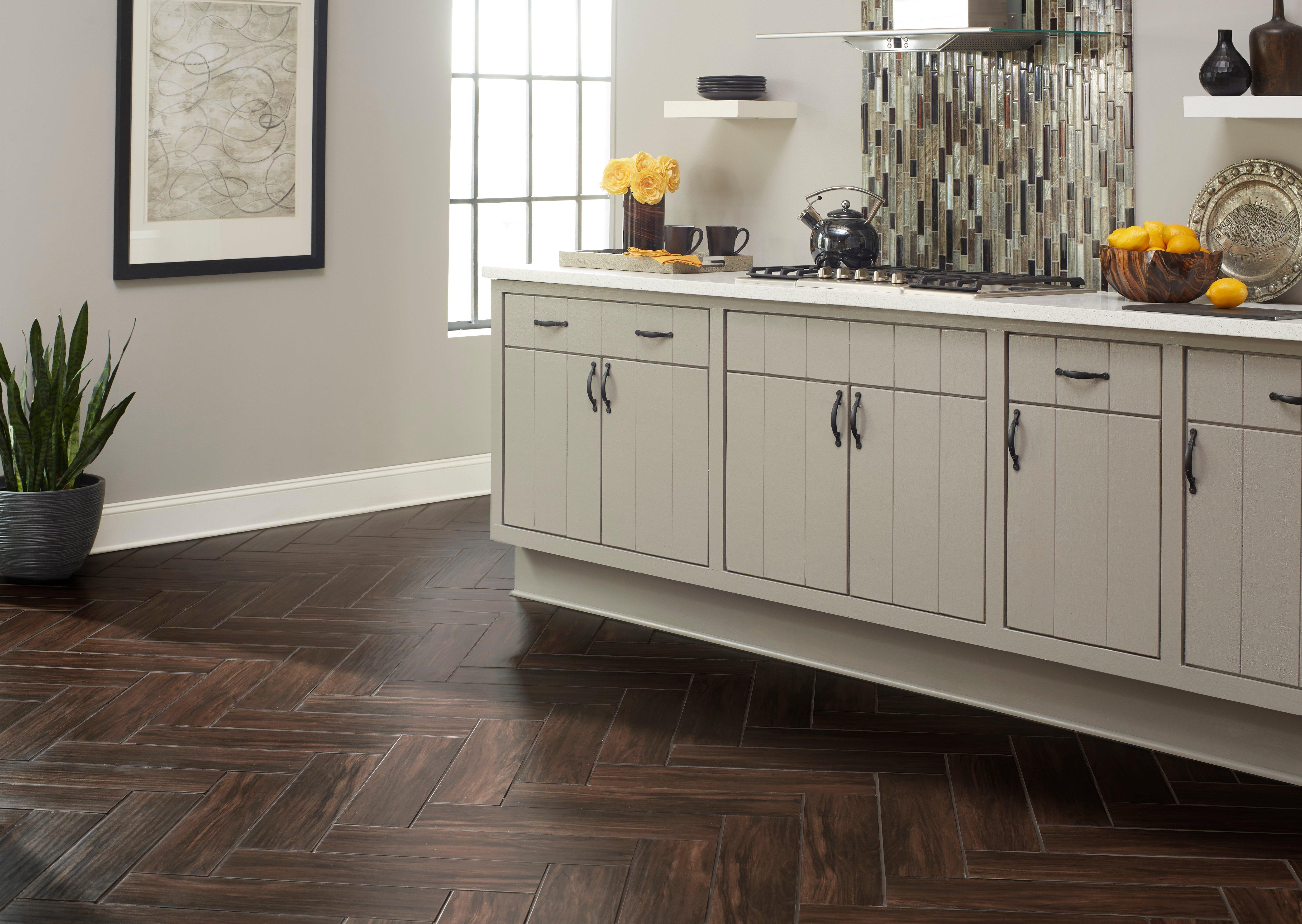 Porcelain tiles for kitchens Wood Look Kitchen 19 Stockbridge Espresso Wood Plank Porcelain Tile Kitchen Floor Room Floor Decor Kitchen Gallery Floor Decor