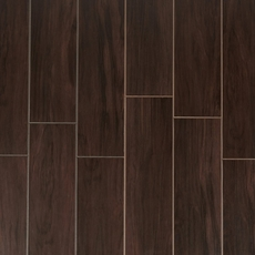 Stockbridge Espresso Wood Plank Porcelain Tile