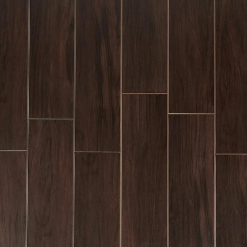 Stockbridge Espresso Wood Plank Porcelain Tile 6 X 24 100105972