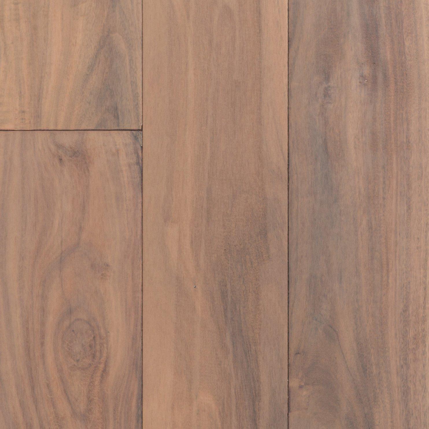 bahiti acacia hand scraped engineered hardwood 12in x 5in floor and decor