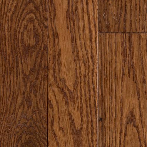 Auburn Oak Hand Scraped Solid Hardwood 34in X 3 14in