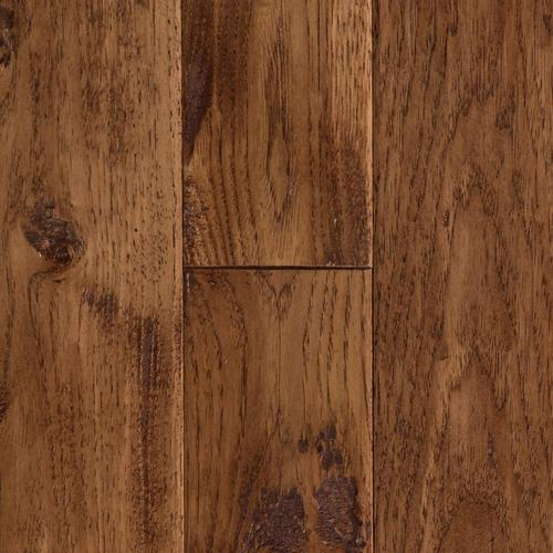 Yukon Hickory Hand Scraped Solid Hardwood 34in X 3 14in
