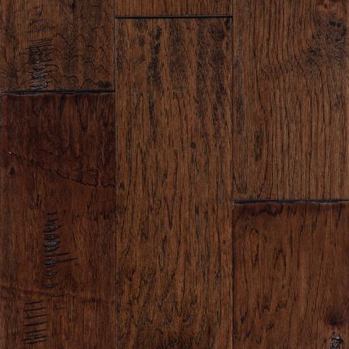 Rawhide Hickory Hand Scraped Engineered Hardwood 38in X 5in