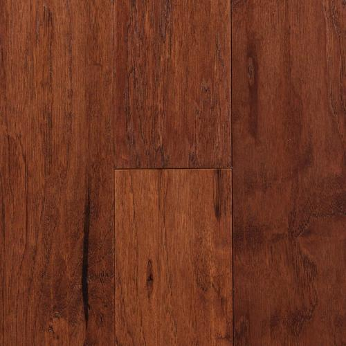 Chestnut Hickory Hand Scraped Engineered Hardwood 38in X 5in