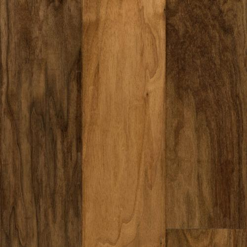 Natural Walnut Hand Scraped Engineered Hardwood 12in X 5 34in