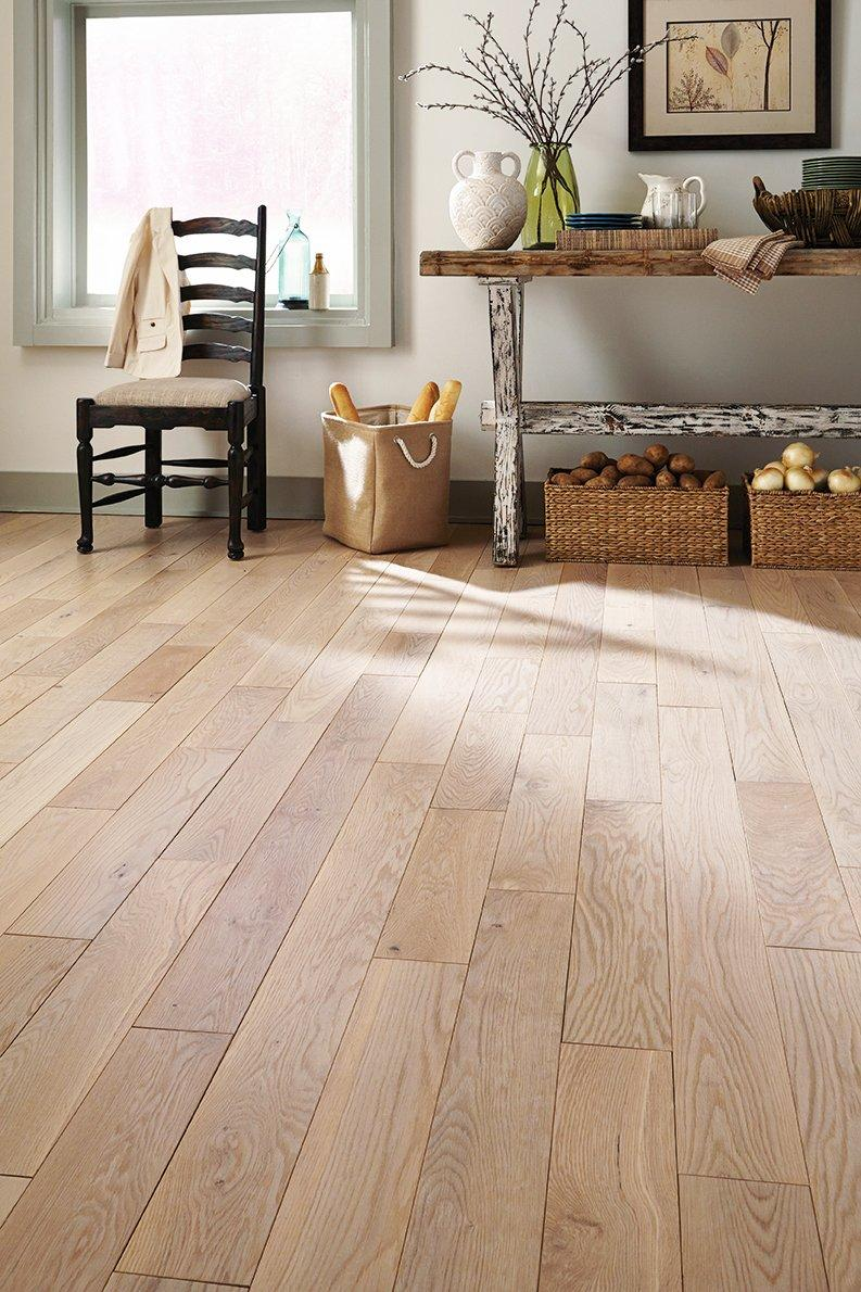 ... Tile Living Room · Styles, Rustic 10: Iceberg Oak Solid Hardwood Living  Floor Room