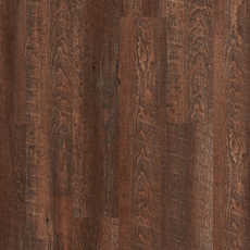 NuCore Ashen Oak Hand Scraped Plank with Cork Back